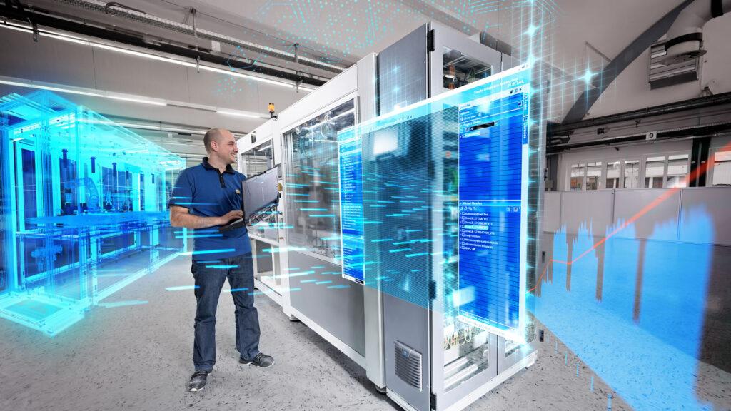 Makine Revizyonu & Otomasyon Yazılım Hizmetleri